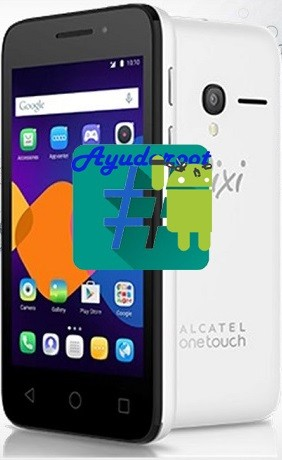 Root para Alcatel One Touch Pixi 3
