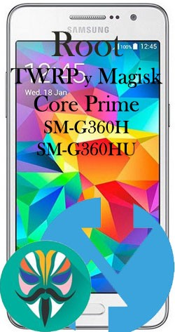 Rootear Samsung Galaxy Core Prime SM-G360H-HU