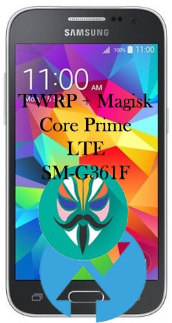 TWRP y Root Samsung Galaxy Core Prime LTE SM-G361F