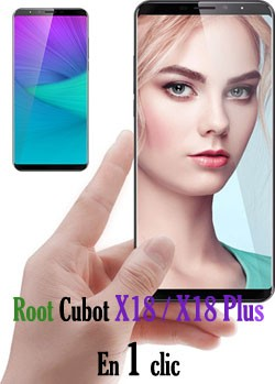 Rootear Cubot X18 X18 Plus sin TWRP