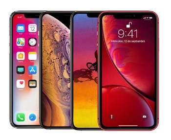 Diferencias entre Iphone X XS XR y XS Max