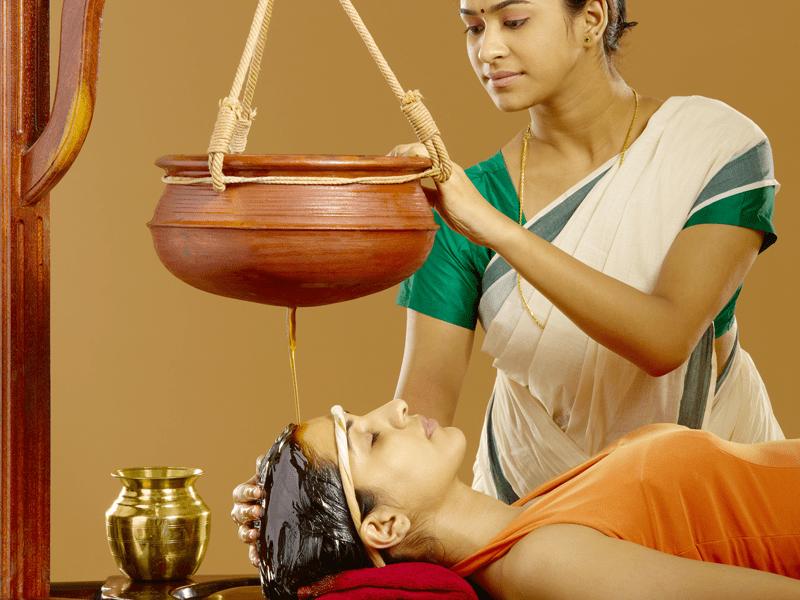 Shirodhara Ayurvedic Treatment