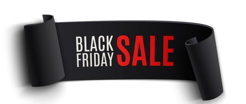 E' la settimana del BLACK FRIDAY – fino al 50% di sconto sui trattamenti –