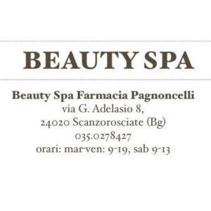 NEWS: parte la collaborazione con Beauty SPA Farmacia Pagnoncelli di Scanzorosciate
