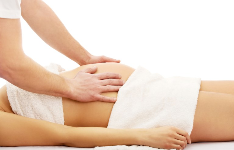 Il massaggio ayurvedico in gravidanza