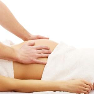 Massaggio ayurvedico per donne in gravidanza e neonati