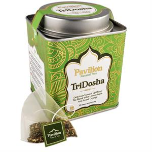Tè ayurvedico organico Pavilion TriDosha Balance