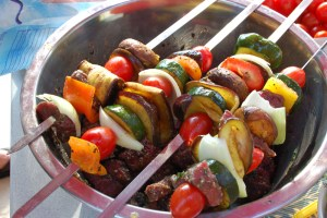 Ayurveda-Barbecue