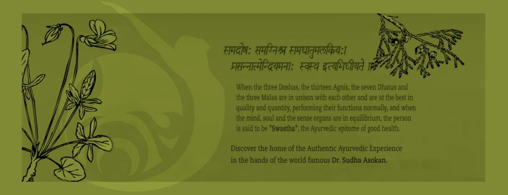 Theory of Ayurveda