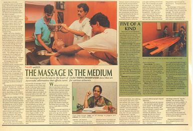 Dr. Sudha establishes Ayurveda Kendra in New Delhi