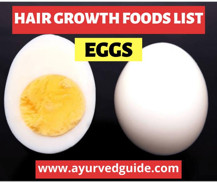 Food For Hair Loss