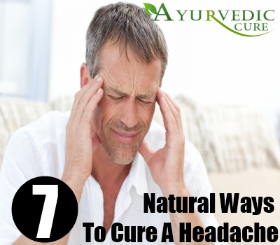 7 Natural Ways To Cure A Headache