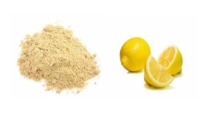 Asafoetida And Lemon Juice