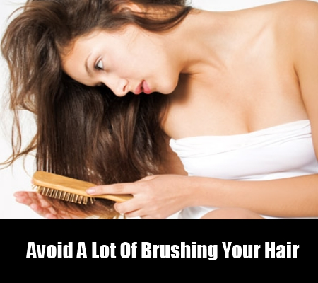 Avoid Brushing