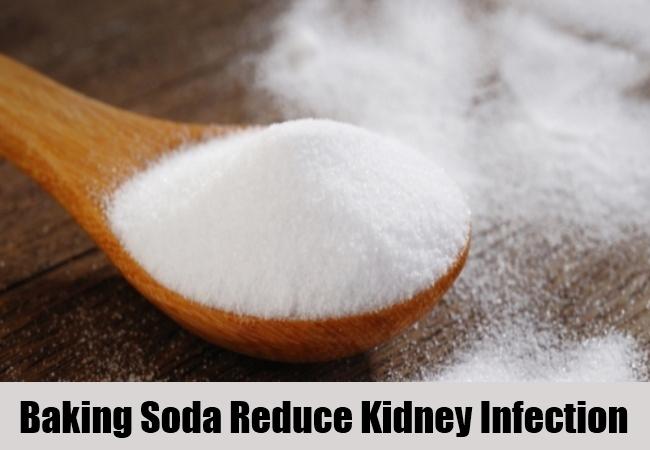Baking Soda Reduce Kidney Infection