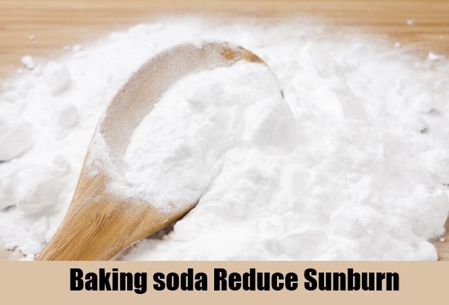 how to get rid of sunburn tan