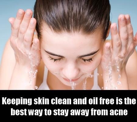 Clean The Skin