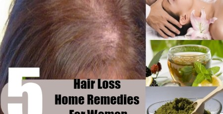 Hair Loss Home Remedies For Women