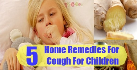 Home Remedies For Cough For Children