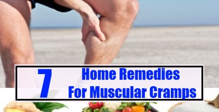 Home Remedies For Muscular Cramps