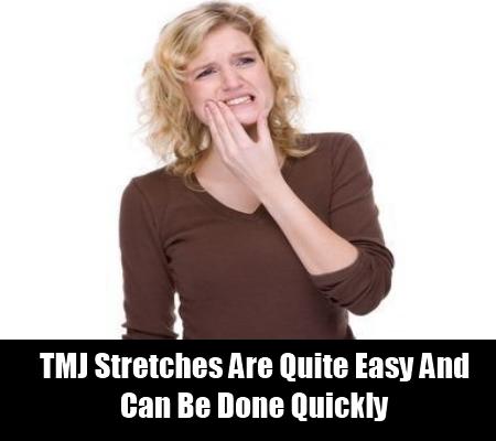 Jaw Exercises