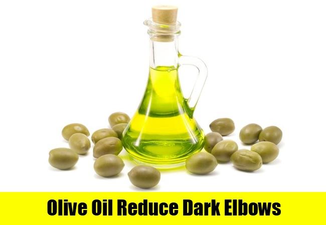 Olive Oil Reduce Dark Elbows