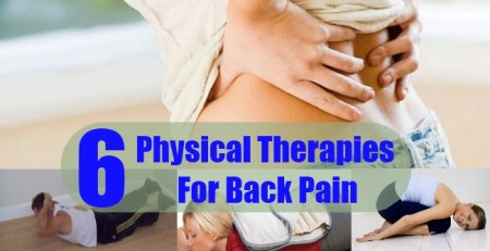 Physical Therapies For Back Pain