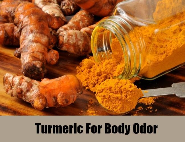 how to kill body odor