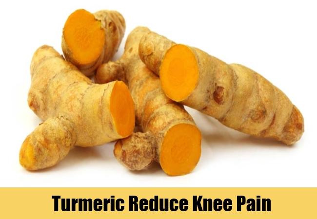 Turmeric Reduce Knee Pain