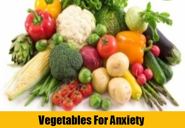 Vegetables For Anxiety