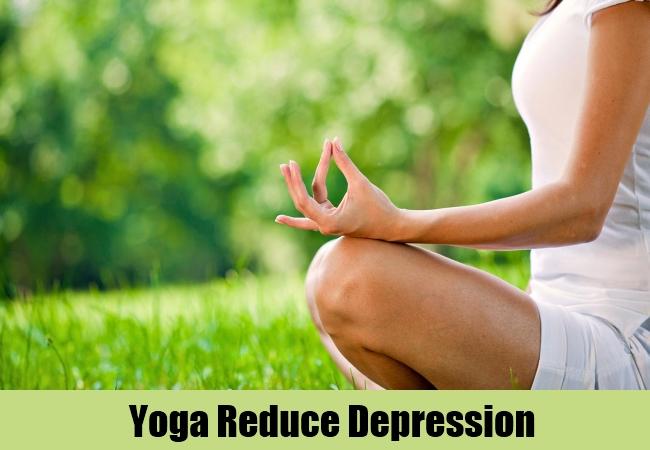 Yoga Reduce Depression