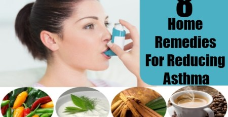 8 Home Remedies For Reducing Asthma