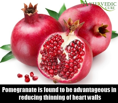 Advantages of Pomegranate