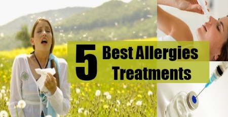 Best Allergies Treatments