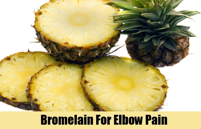 Bromelain For Elbow Pain