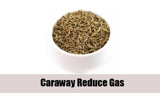 Caraway Reduce Gas