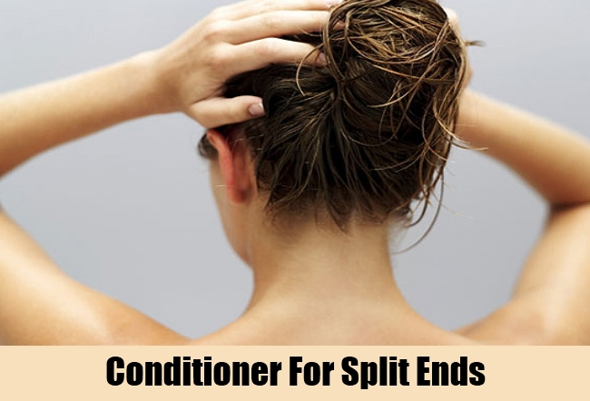 how to get rid of split ends fast
