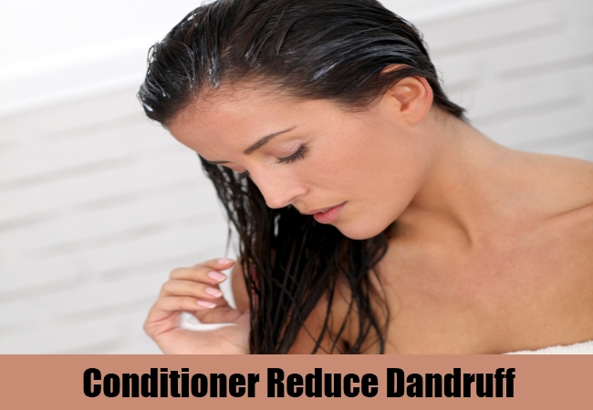 Conditioner Reduce Dandruff