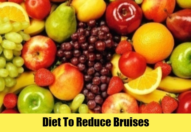 Diet To Reduce Bruises