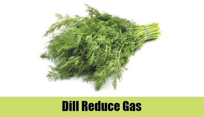 Dill Reduce Gas