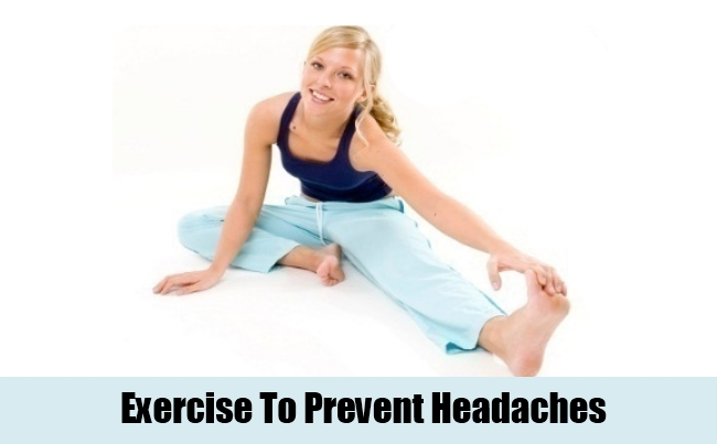Exercise To Prevent Headaches