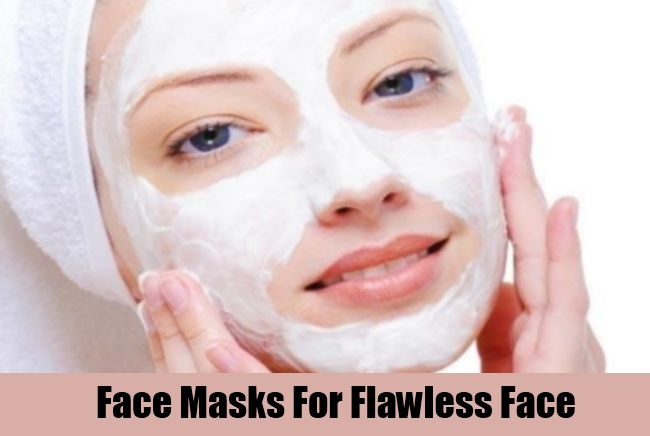 Face Masks For Flawless Face