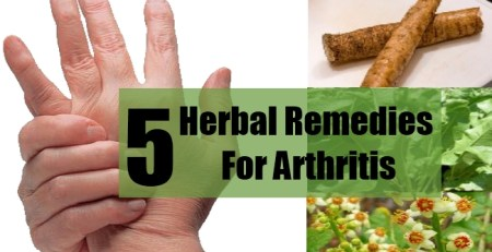 Herbal Remedies For Arthritis