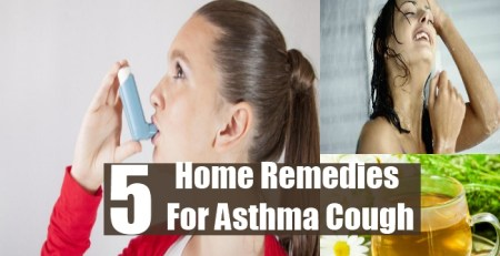 Home Remedies For Asthma Cough
