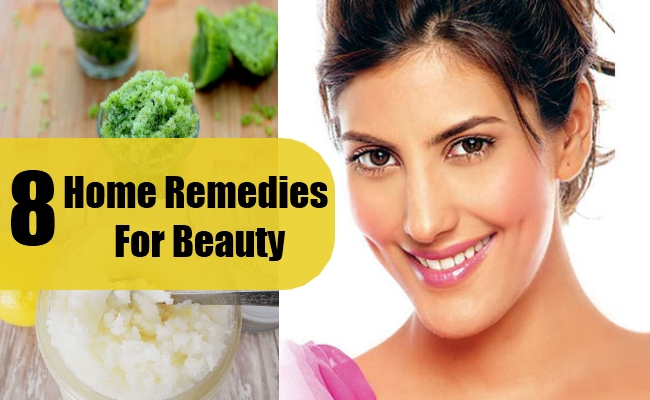 Home Remedies For Beauty