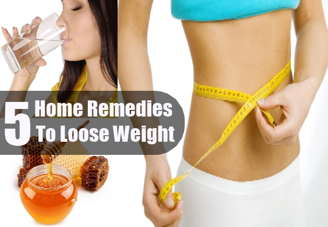 Home Remedies To Loose Weight