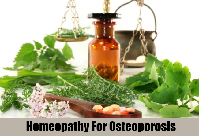 Homeopathy For Osteoporosis