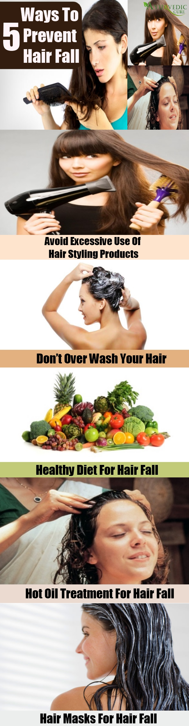 How To Prevent Hair Fall