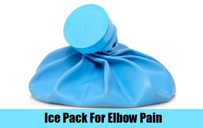 Ice Pack For Elbow Pain