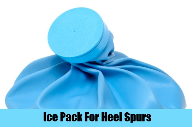 Ice Pack For Heel Spurs